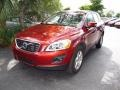 2010 Maple Red Metallic Volvo XC60 3.2  photo #4