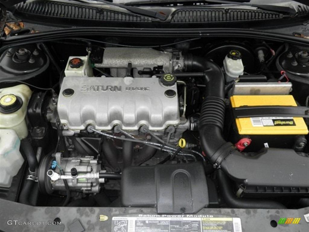2001 Saturn Sl Engine Diagram Wiring Will Be A Thing 2000 L S Series Sl1 Sedan 1 9 Liter Sohc 8 Valve 4 1995