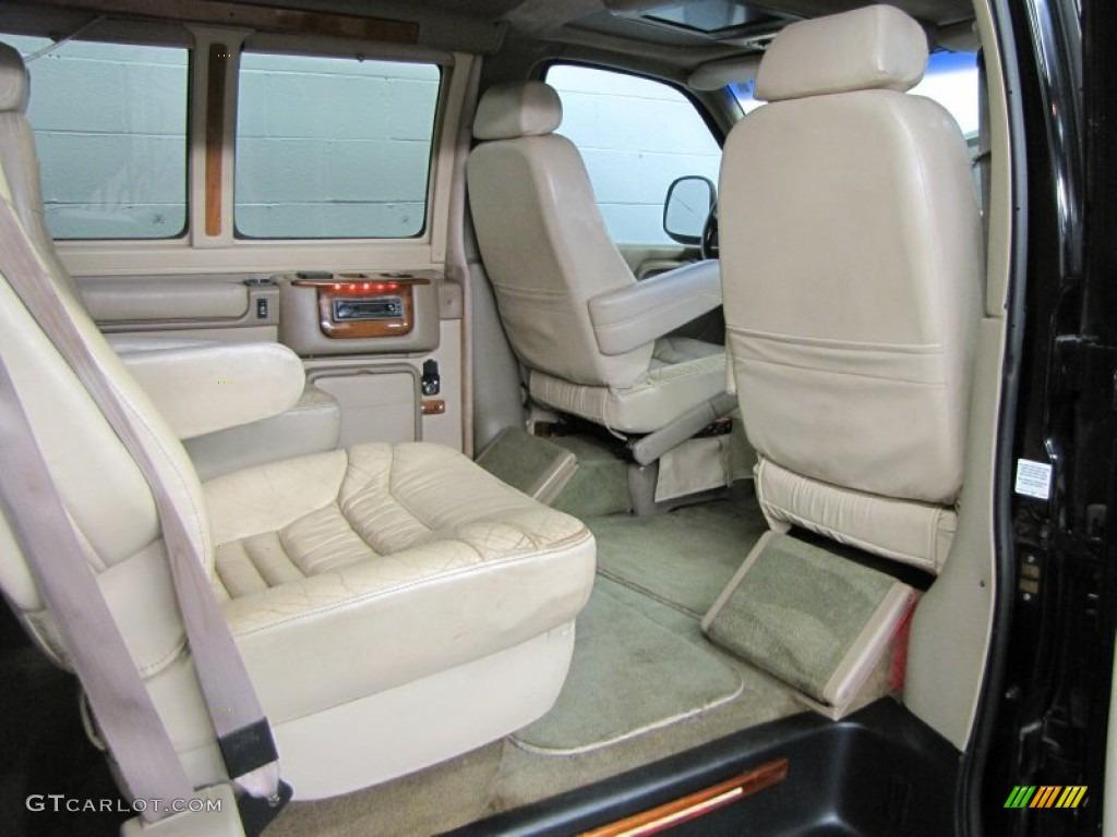 1999 Chevrolet Express 1500 Passenger Conversion Van Interior Photo 68345434