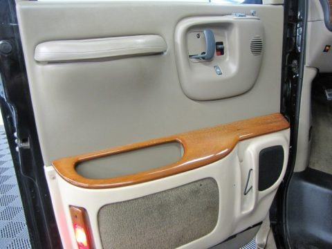 Custom Wheel Express on More 1999 Chevrolet Express 1500 Passenger Conversion Van Door Panels