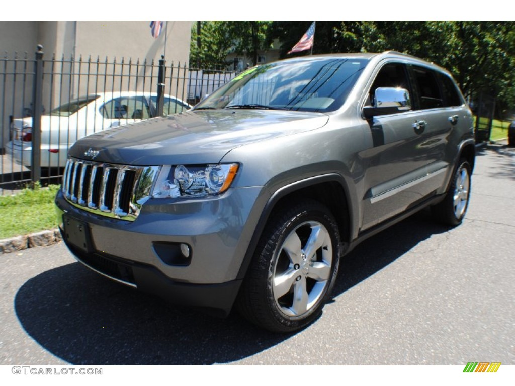 2012 mineral gray metallic jeep grand cherokee limited 4x4 68341939 car color. Black Bedroom Furniture Sets. Home Design Ideas