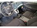 2012 Honda CR-V Black Interior Prime Interior Photo