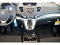 2012 Honda CR-V Black Interior Dashboard Photo