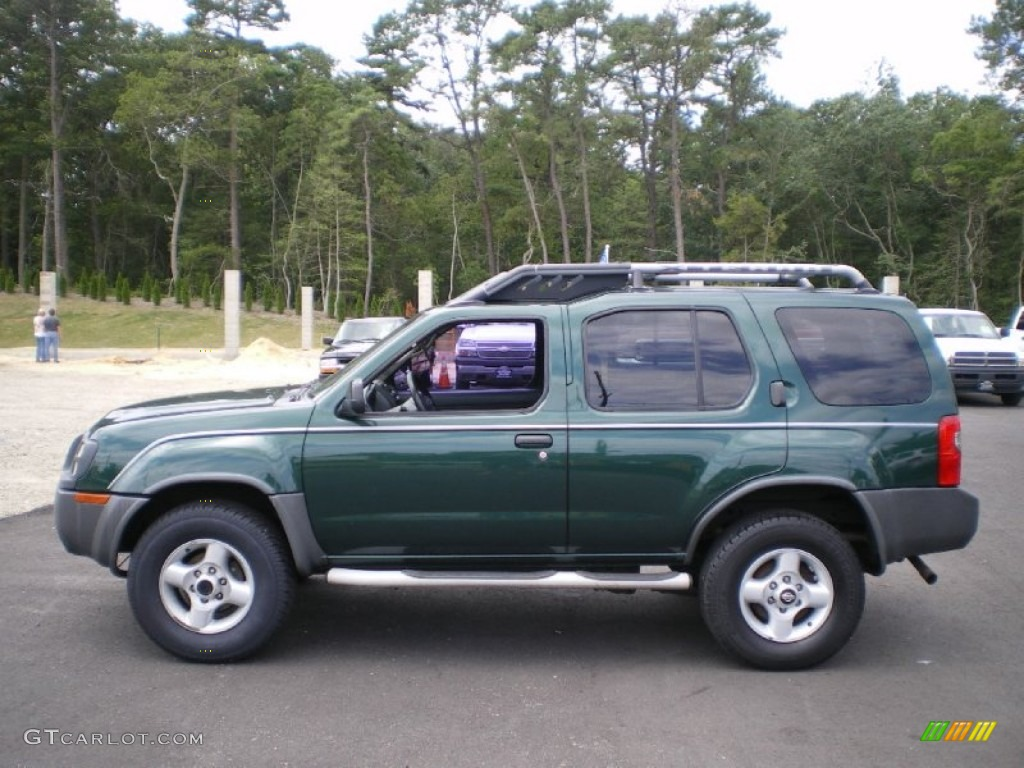 Picture Of 2001 Nissan Xterra Xe Exterior Sexy Girl And