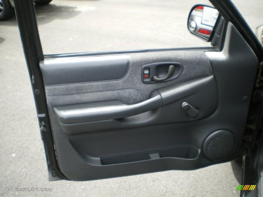 2000 Chevrolet S10 Ls Extended Cab Door Panel Photos