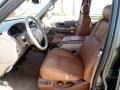 Front Seat of 2002 F150 King Ranch SuperCrew 4x4