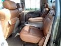 Rear Seat of 2002 F150 King Ranch SuperCrew 4x4