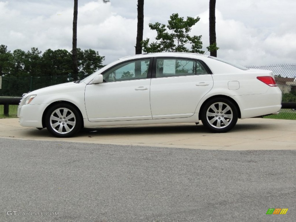 blizzard white pearl 2005 toyota avalon xls exterior photo. Black Bedroom Furniture Sets. Home Design Ideas