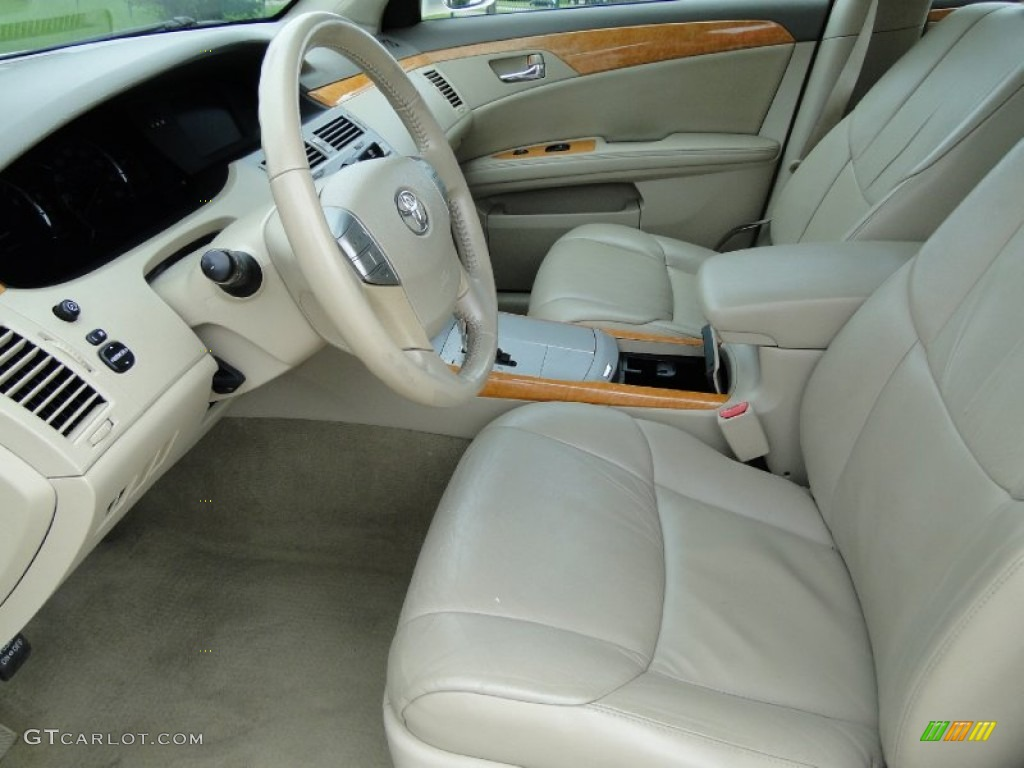 ivory interior 2005 toyota avalon xls photo 68366170. Black Bedroom Furniture Sets. Home Design Ideas