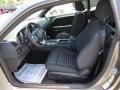 Dark Slate Gray Front Seat Photo for 2012 Dodge Challenger #68375500