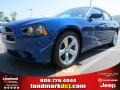 Blue Streak Pearl 2012 Dodge Charger Gallery
