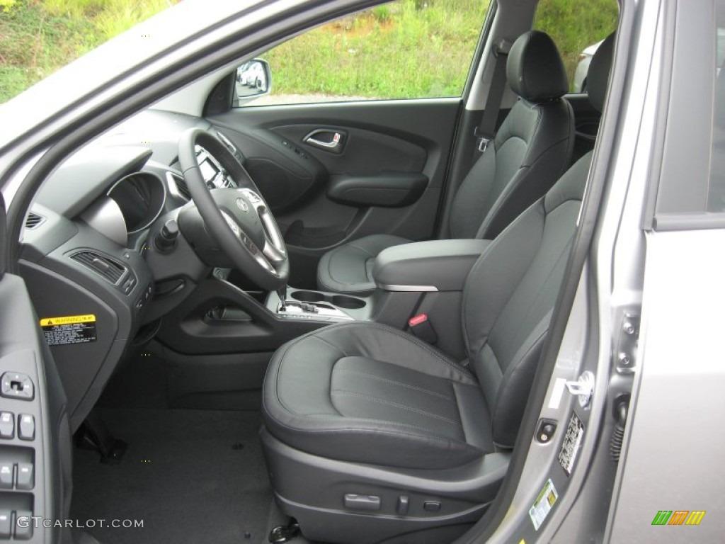 2013 Hyundai Tucson Limited Interior Photo 68385425