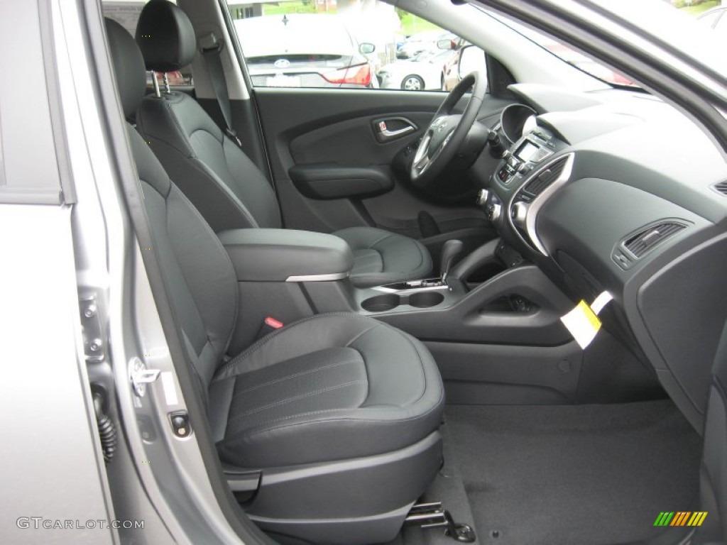 2013 Hyundai Tucson Limited Interior Photo 68385474