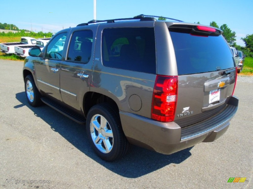 2013 chevrolet tahoe ltz 4x4 mocha steel metallic color light. Cars Review. Best American Auto & Cars Review