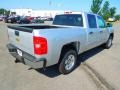 2012 Silver Ice Metallic Chevrolet Silverado 1500 LT Crew Cab  photo #6