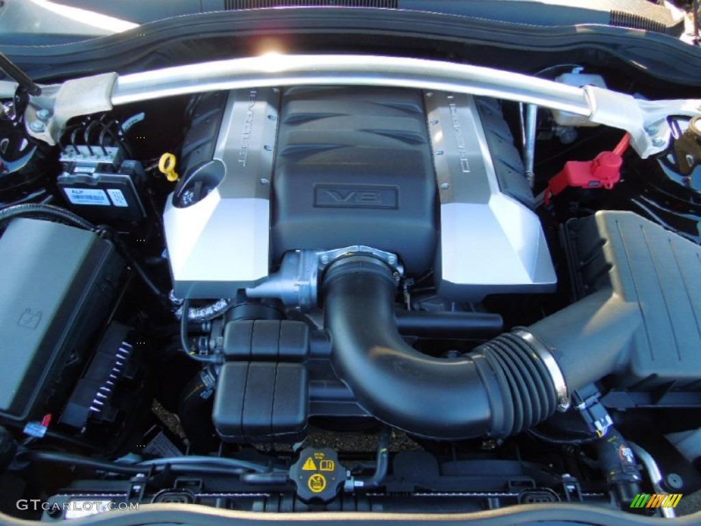 2013 camaro v6 specs