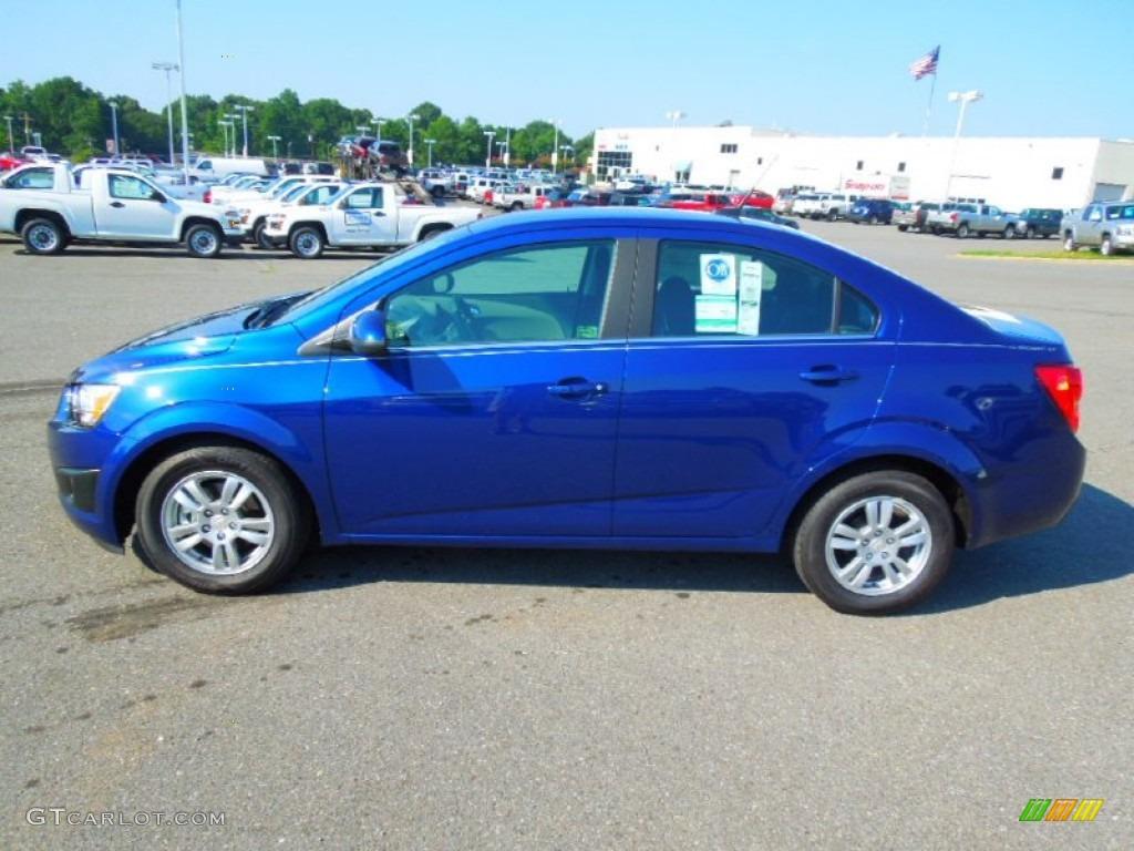 ... Topaz Metallic 2012 Chevrolet Sonic LT Sedan Exterior Photo #68404014