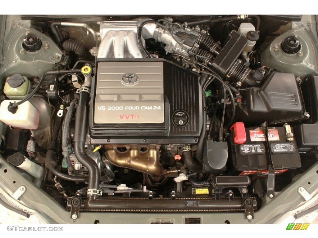 2003    Toyota       Avalon       XLS    30 Liter DOHC 24Valve V6    Engine
