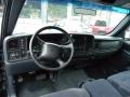 2001 Medium Green Pearl Metallic Chevrolet Silverado 1500 LS Extended Cab 4x4  photo #13