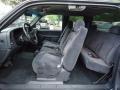 2001 Medium Green Pearl Metallic Chevrolet Silverado 1500 LS Extended Cab 4x4  photo #15