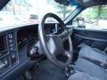 2001 Medium Green Pearl Metallic Chevrolet Silverado 1500 LS Extended Cab 4x4  photo #17