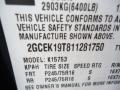 2001 Medium Green Pearl Metallic Chevrolet Silverado 1500 LS Extended Cab 4x4  photo #18