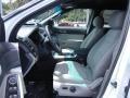 Medium Light Stone Front Seat Photo for 2013 Ford Explorer #68411180