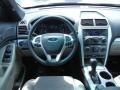 Medium Light Stone Dashboard Photo for 2013 Ford Explorer #68411207