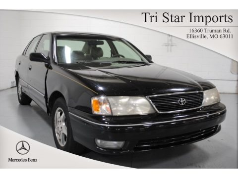 1998 toyota avalon xls data info and specs. Black Bedroom Furniture Sets. Home Design Ideas