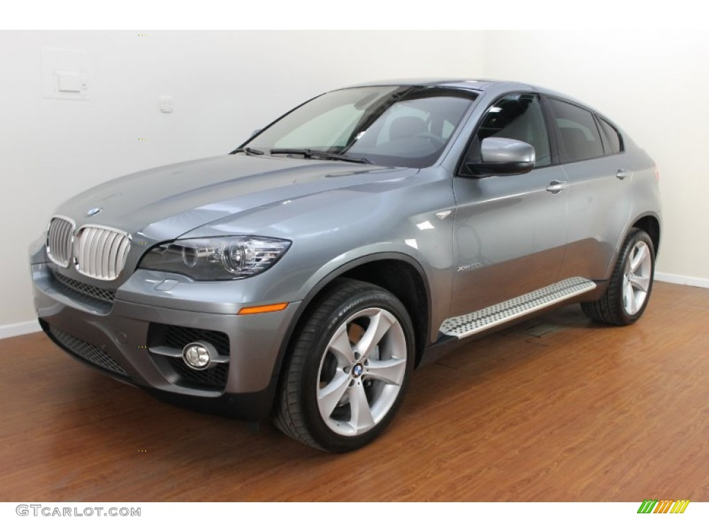 Space Grey Metallic 2009 Bmw X6 Xdrive50i Exterior Photo 68412158 Gtcarlot Com