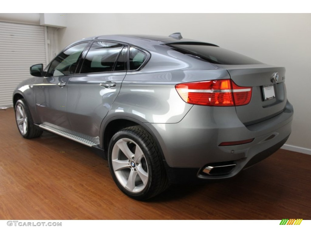 2009 Space Grey Metallic Bmw X6 Xdrive50i 68406347 Photo 3