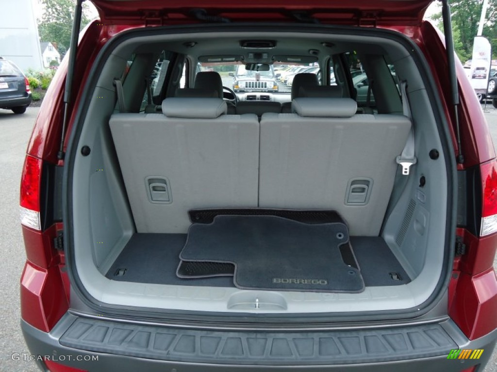 2009 kia borrego lx v6 4x4 trunk photo 68413022. Black Bedroom Furniture Sets. Home Design Ideas