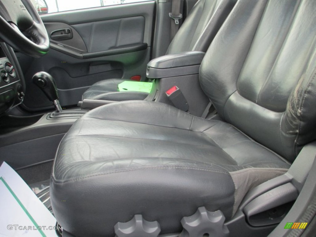 Dark Gray Interior 2003 Hyundai Elantra Gt Hatchback Photo 68414234