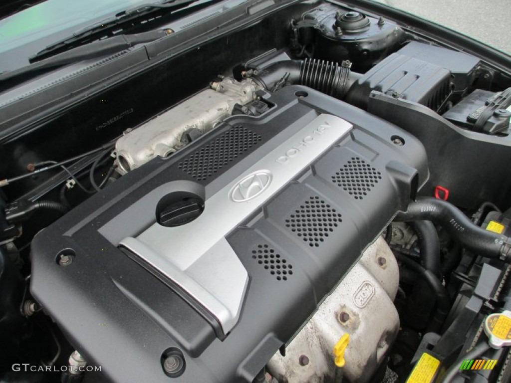 2003 Hyundai Elantra Gt Hatchback 2 0 Liter Dohc 16 Valve 4 Cylinder Engine Photo 68414352
