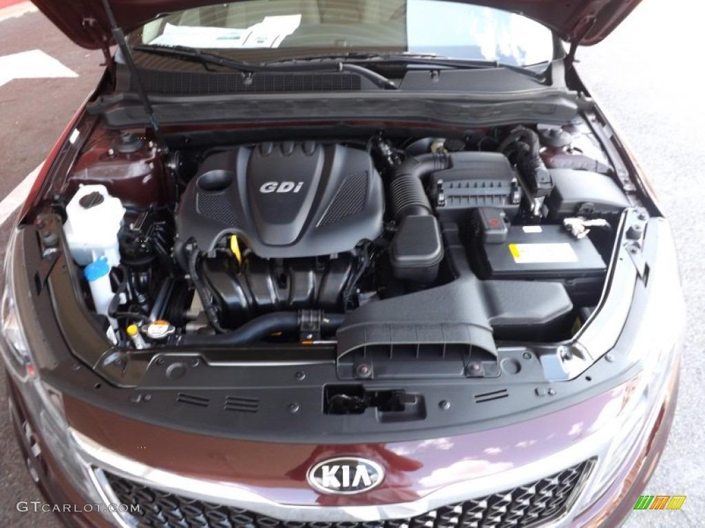 2013 kia optima ex 2 4 liter gdi dohc 16 valve 4 cylinder engine photo 68417549. Black Bedroom Furniture Sets. Home Design Ideas