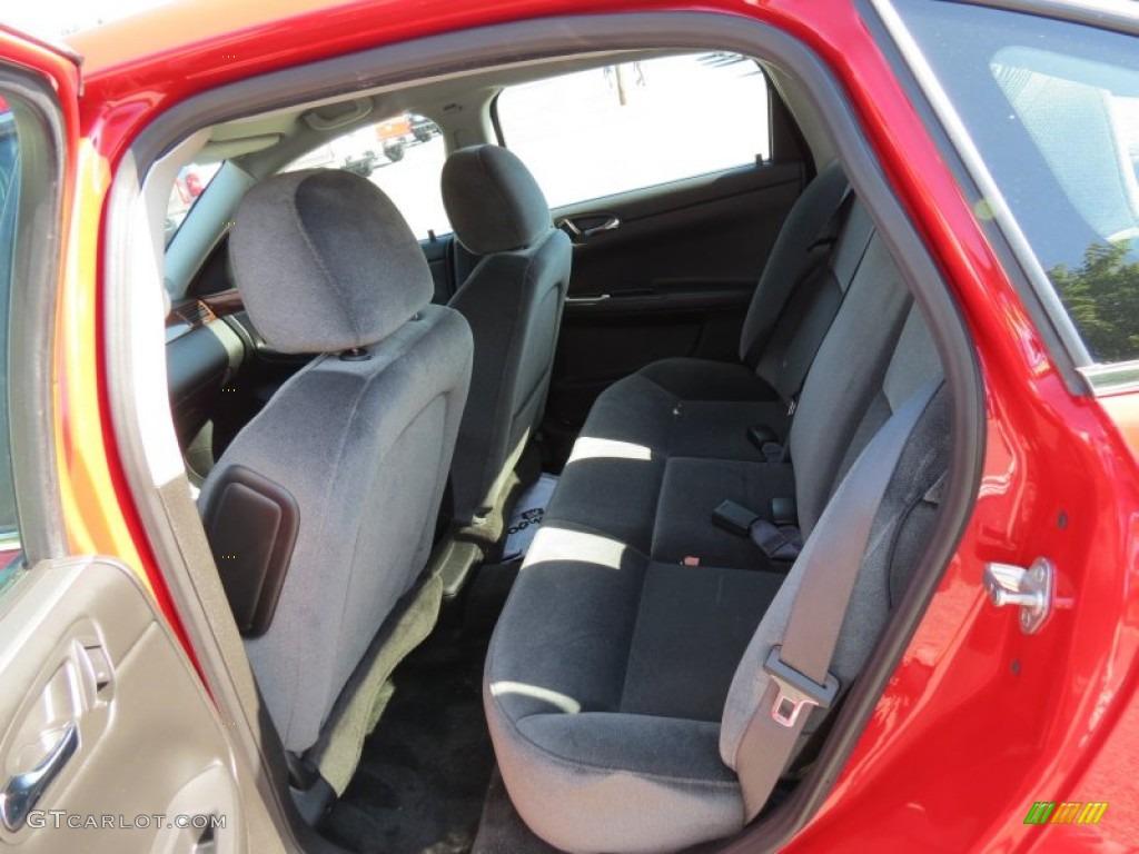 Ebony Interior 2011 Chevrolet Impala Lt Photo 68428271