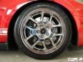 2007 Torch Red Ford Mustang Shelby GT500 Coupe  photo #30