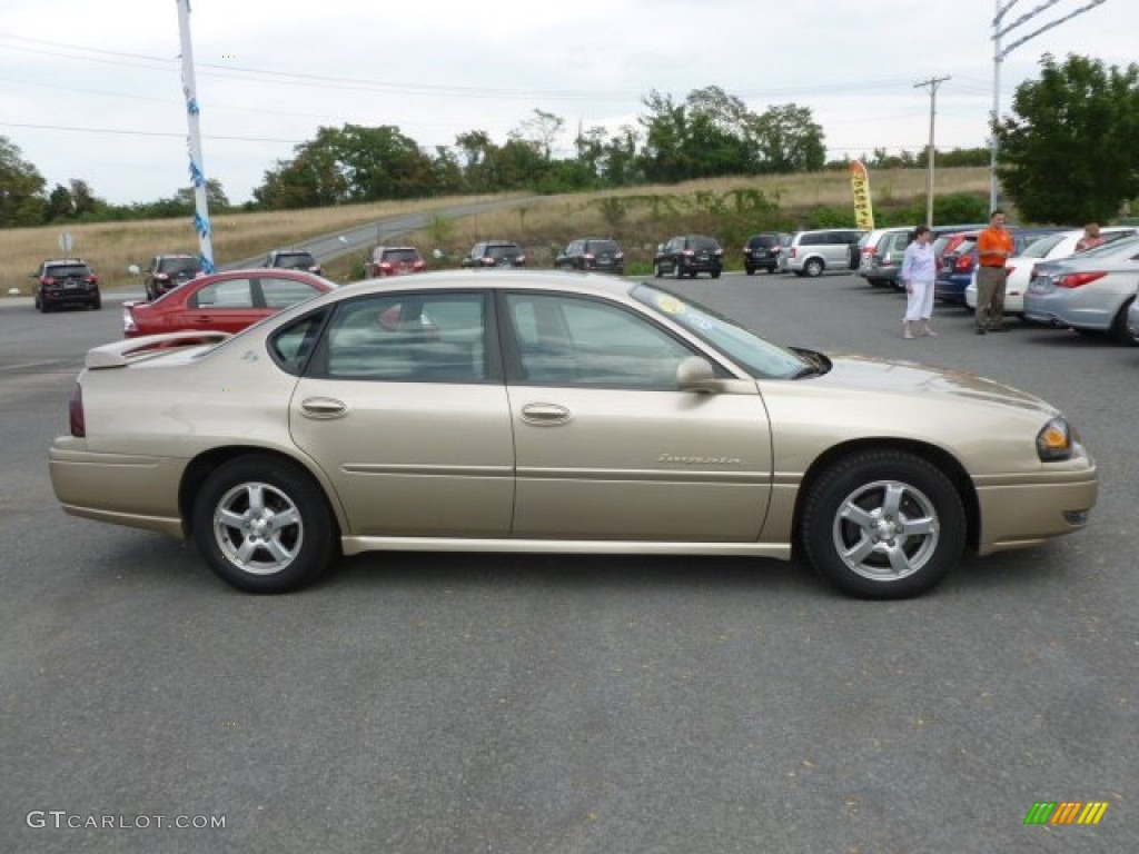 2007 Chevy Impala Rims Sandstone Metallic 2004 Chevrolet Impala LS Exterior Photo #68435831 ...