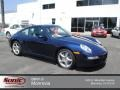 Midnight Blue Metallic - 911 Carrera Coupe Photo No. 1