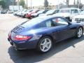 Midnight Blue Metallic - 911 Carrera Coupe Photo No. 8