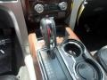 2012 F150 Lariat SuperCrew 4x4 6 Speed Automatic Shifter