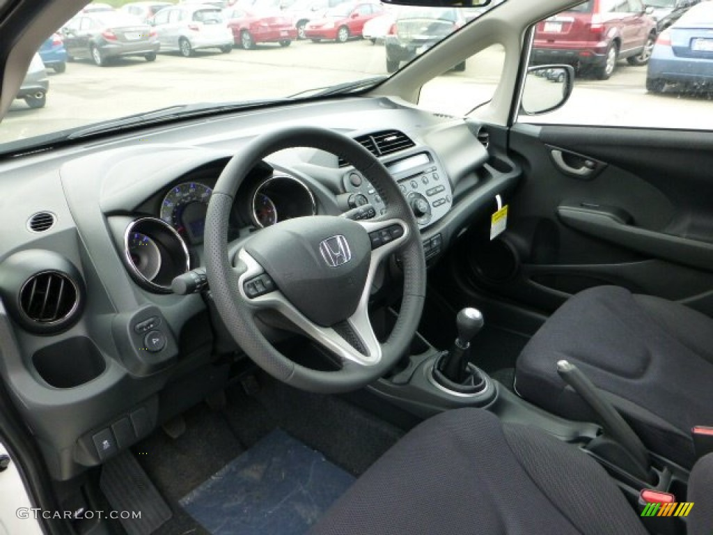 2012 Honda Fit Sport Interior Photo 68443151