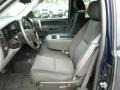 2011 Imperial Blue Metallic Chevrolet Silverado 1500 LS Extended Cab 4x4  photo #10