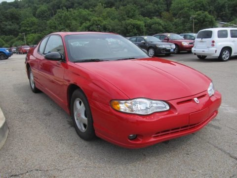 2003 Chevrolet Monte Carlo SS Data, Info and Specs