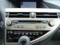 Light Gray/Ebony Birds Eye Maple Audio System Photo for 2013 Lexus RX #68451326