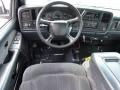 2002 Onyx Black Chevrolet Silverado 1500 LS Extended Cab 4x4  photo #28