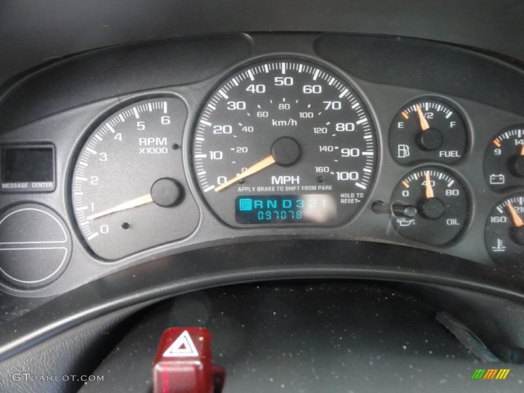 2002 Silverado 1500 LS Extended Cab 4x4 - Onyx Black / Graphite Gray photo #34