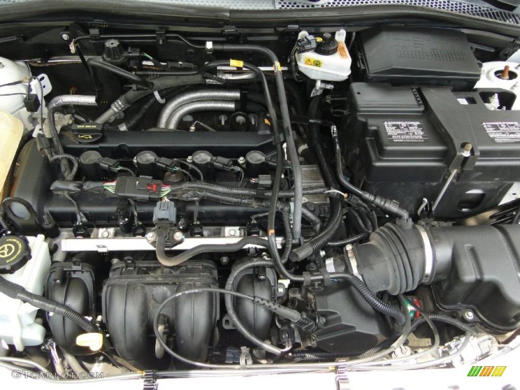2006 ford focus zx3 se hatchback engine photos