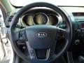 Black Steering Wheel Photo for 2012 Kia Sorento #68458091