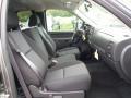 2012 Graystone Metallic Chevrolet Silverado 1500 LT Extended Cab 4x4  photo #29